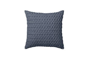 Balmain Accessory Range by Ultima - Square cushion Indigo