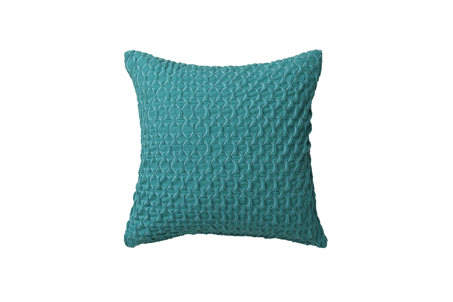 Balmain Accessory Range by Ultima - Square Cushion Turquoise
