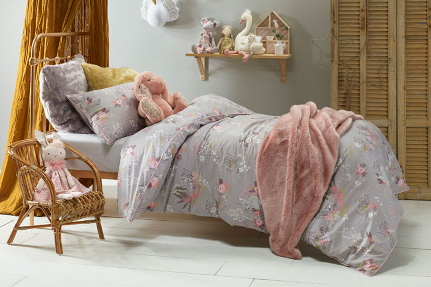 Woodland duvet cover set by jiggle and giggle harvey norman new woodland duvet cover set by jiggle and giggle gumiabroncs Gallery