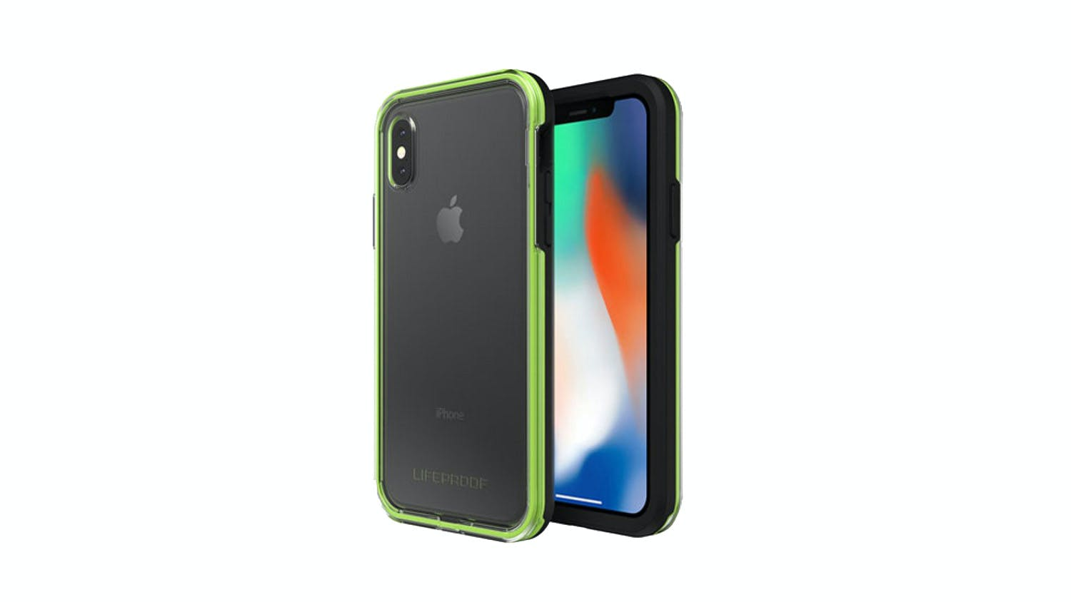 separation shoes e848a c45fe LifeProof Slam Case for iPhone X