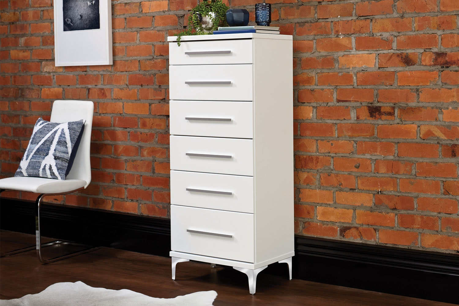 Salento 6 Drawer Slimboy by Platform 10