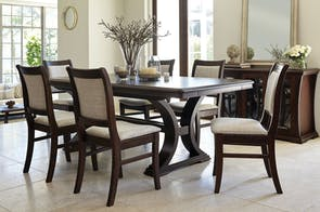 Vienna Luxe Dining Table by Sorensen Furniture