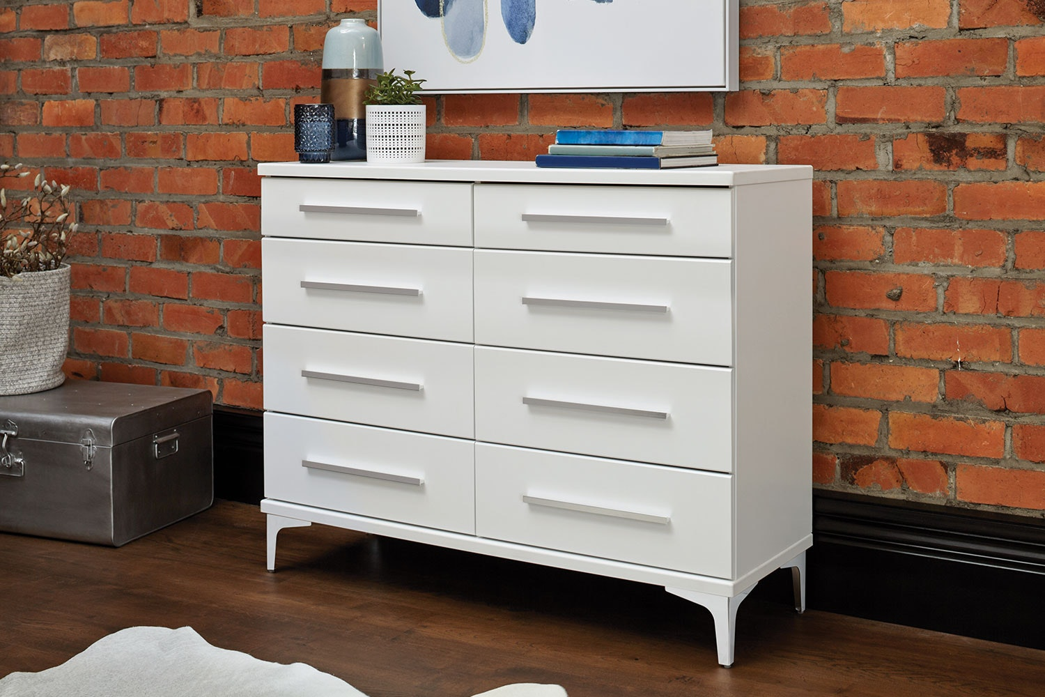 Salento 8 Drawer Lowboy by Platform 10