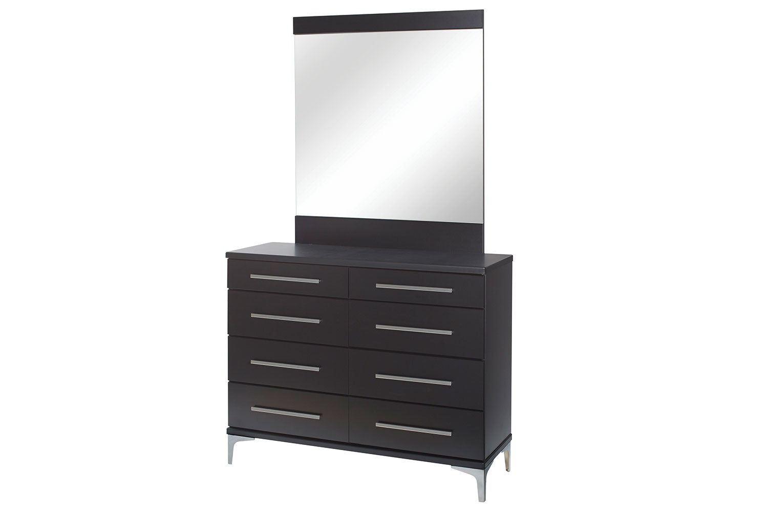 Modello Dresser and Mirror by Platform 10
