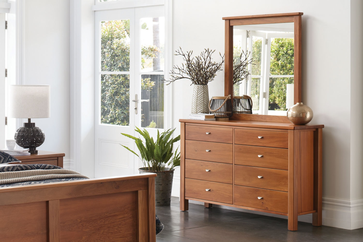 Riversdale Dresser by Marlex Furniture