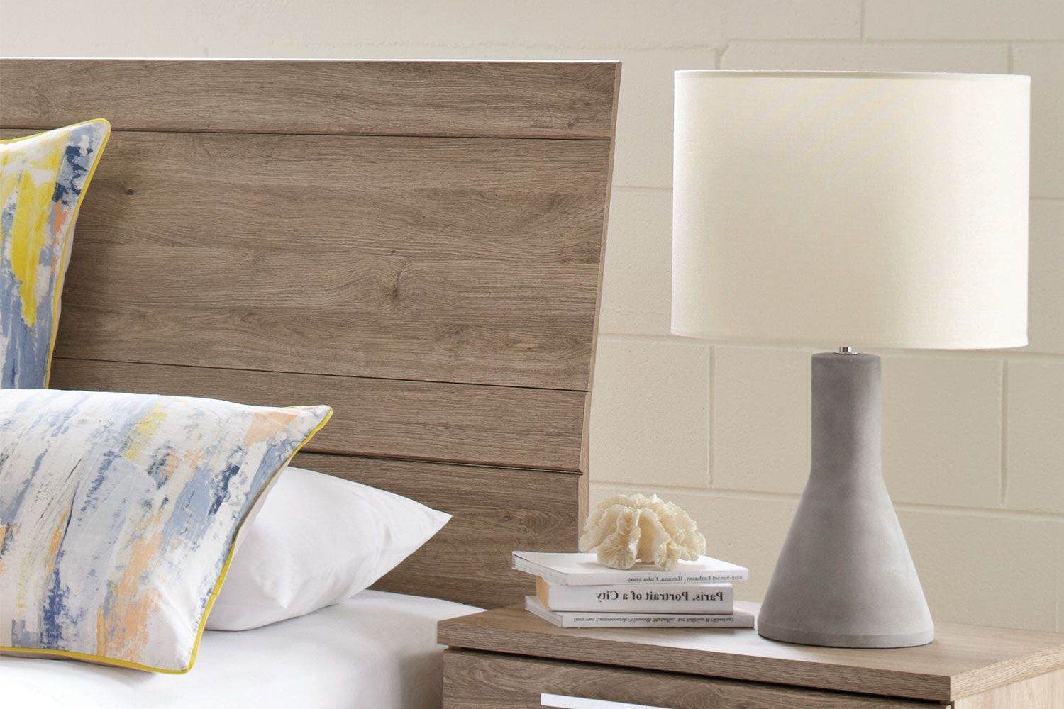Barclay Queen Headboard by Compac Furniture