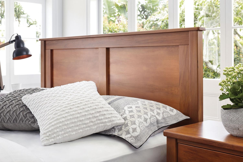 Riversdale Queen Headboard by Marlex Furniture