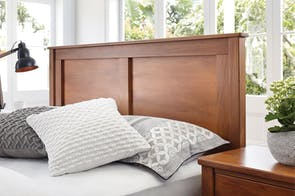 Riversdale Queen Headboard by Marlex Furniture
