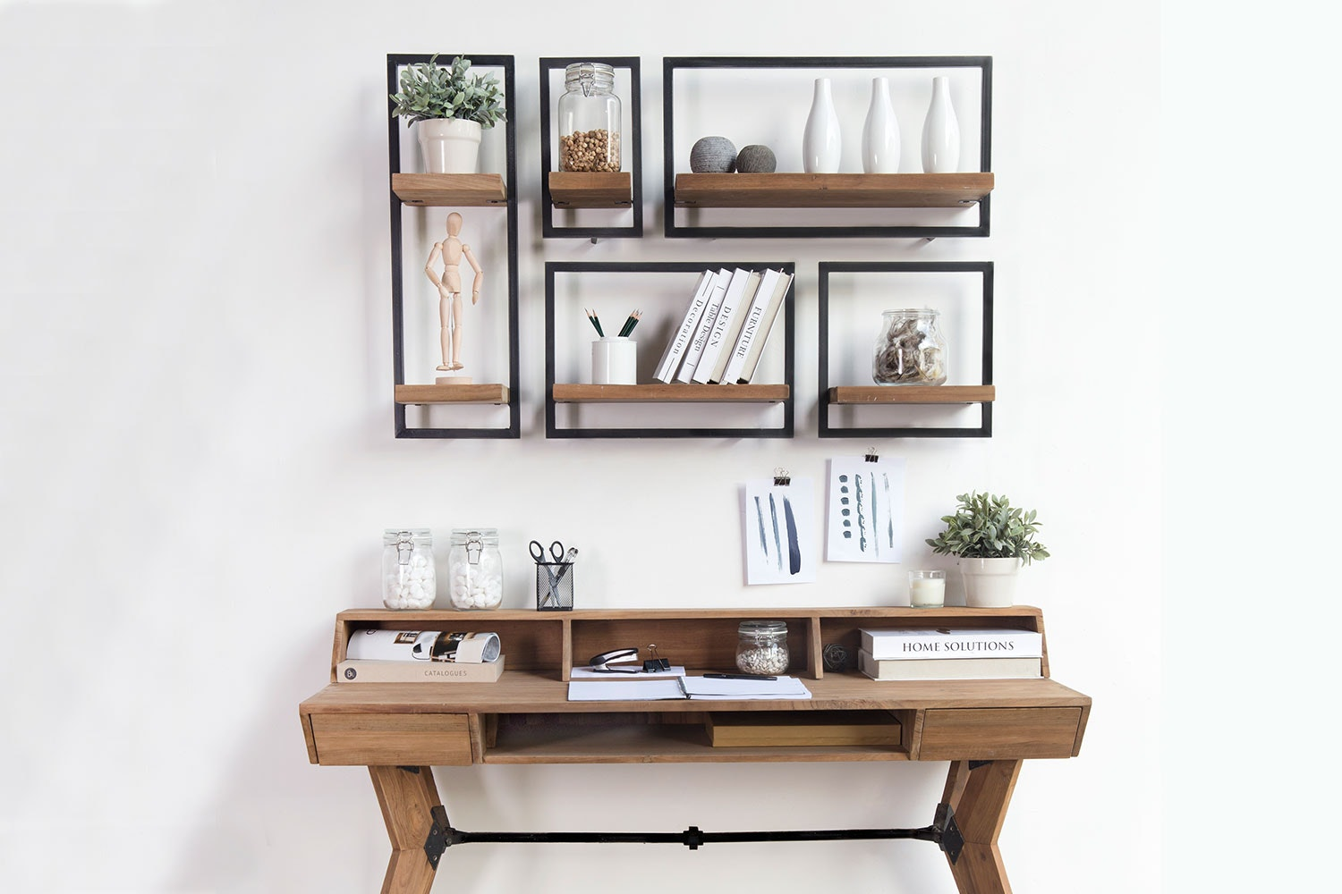 Shelfmate Matching Shelving Unit Range by D-Bohdi