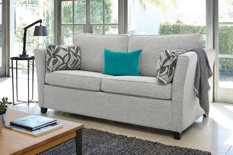 Vienna Fabric Sofa Bed by Evan John Philp
