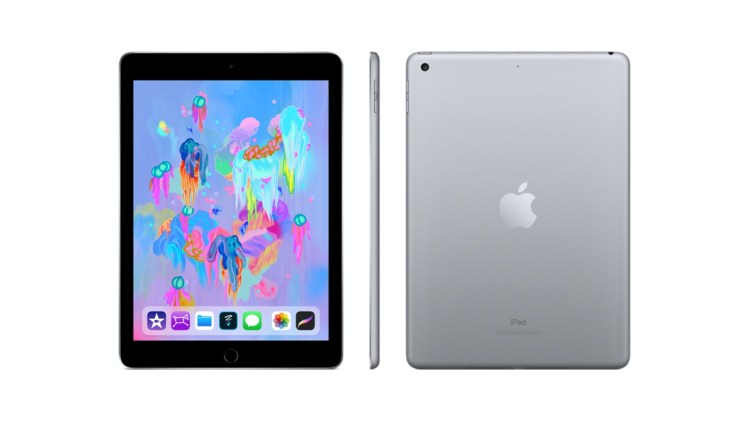 "iPad 9.7"" - Space Grey"