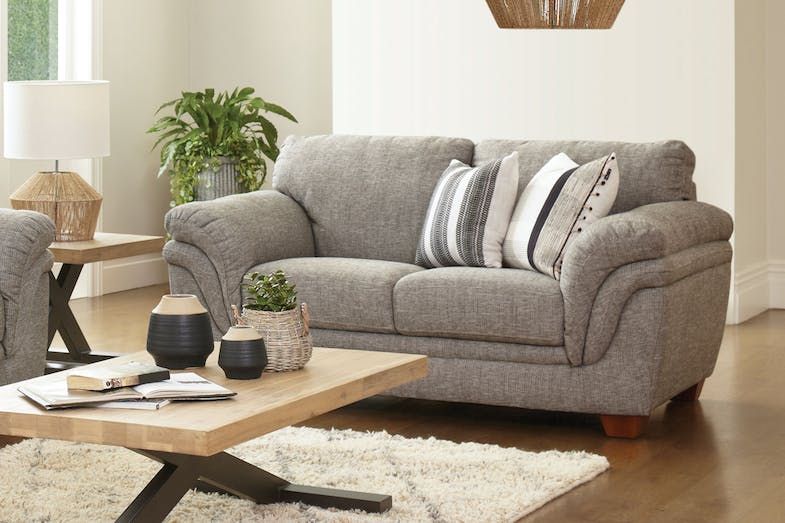 Demi 2.5 Seater Fabric Sofa by La-Z-Boy