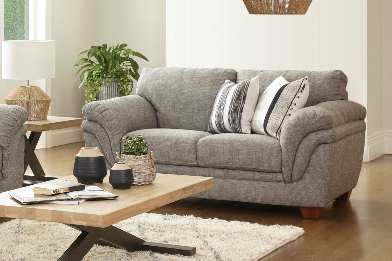 Demi 2.5 Seater Fabric Sofa by La-Z-Boy | Harvey Norman New Zealand