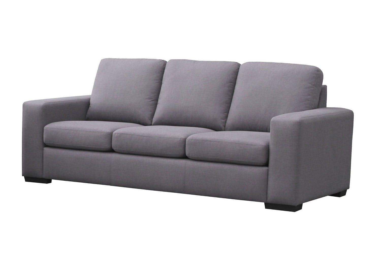 Neptune 2 Piece Fabric Lounge Suite
