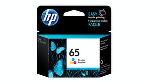 HP 65 Ink Cartridge - Tri-Colour