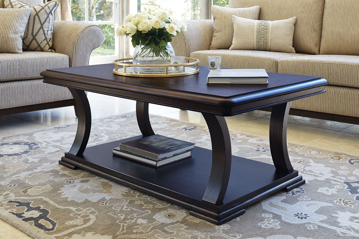 Vienna Luxe Coffee Table by Sorenson Furniture