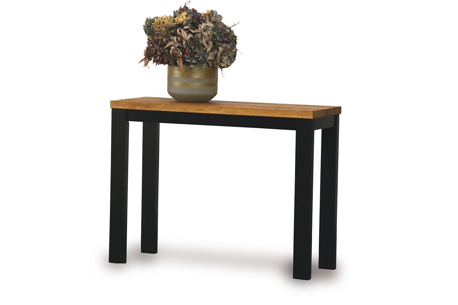 Indiana Console Table by Paulack Furniture