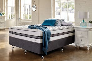 Infinity Firm Queen Bed by King Koil