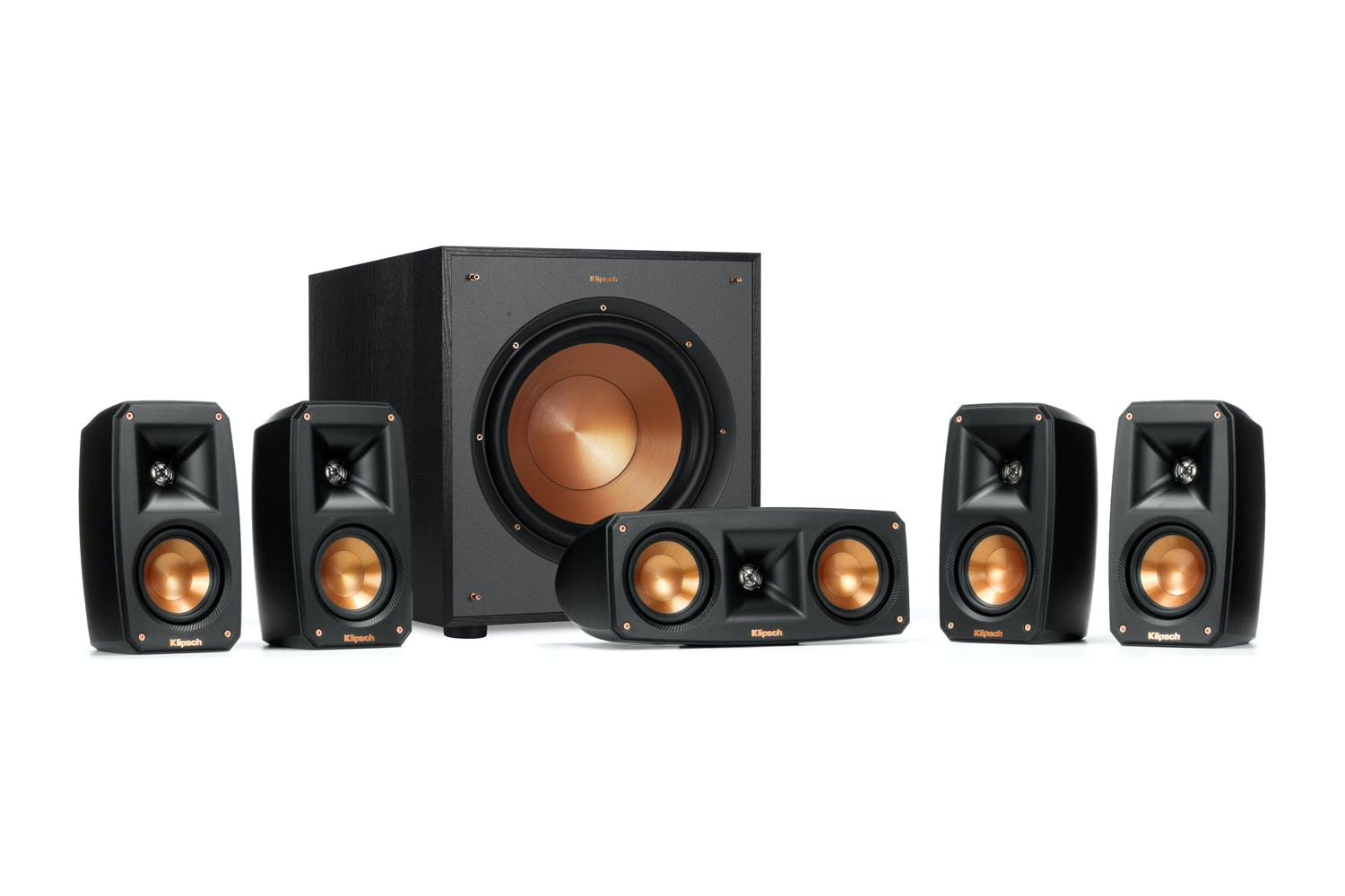 Image of Klipsch Reference Theatre 5.1 Pack