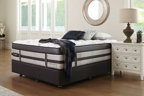 Obsession Firm Queen Bed by King Koil