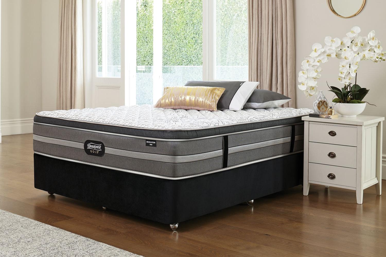 Revolution Firm Queen Bed by Beautyrest