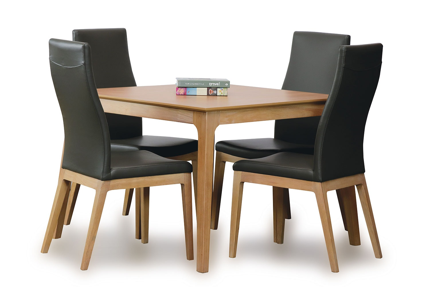 Stockholm 5 Piece Dining Suite by Paulack Furniture