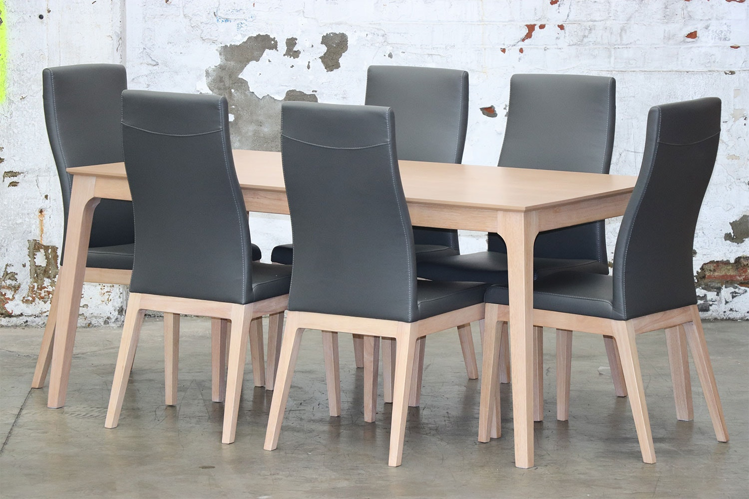 Stockholm 7 Piece Dining Suite by Paulack Furniture