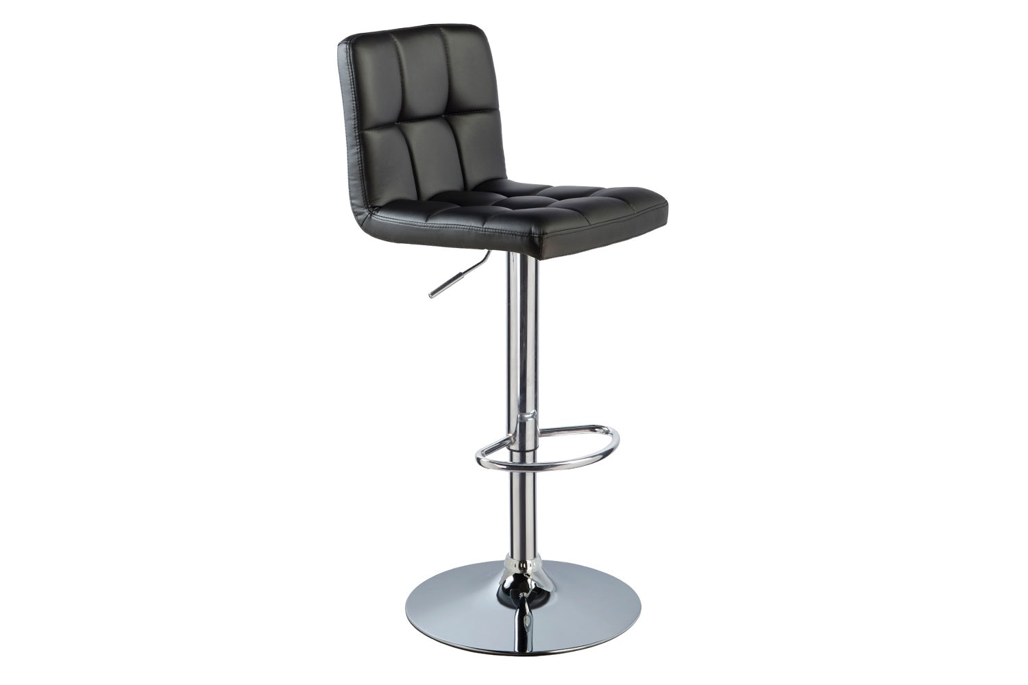 Galaxy Bar Stool - Black