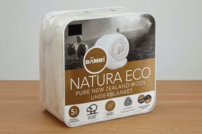 Natura Eco NZ Wool Underlay by Bambi