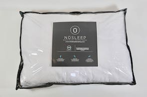 Temperature Regulating Gusseted Pillow by NuSleep