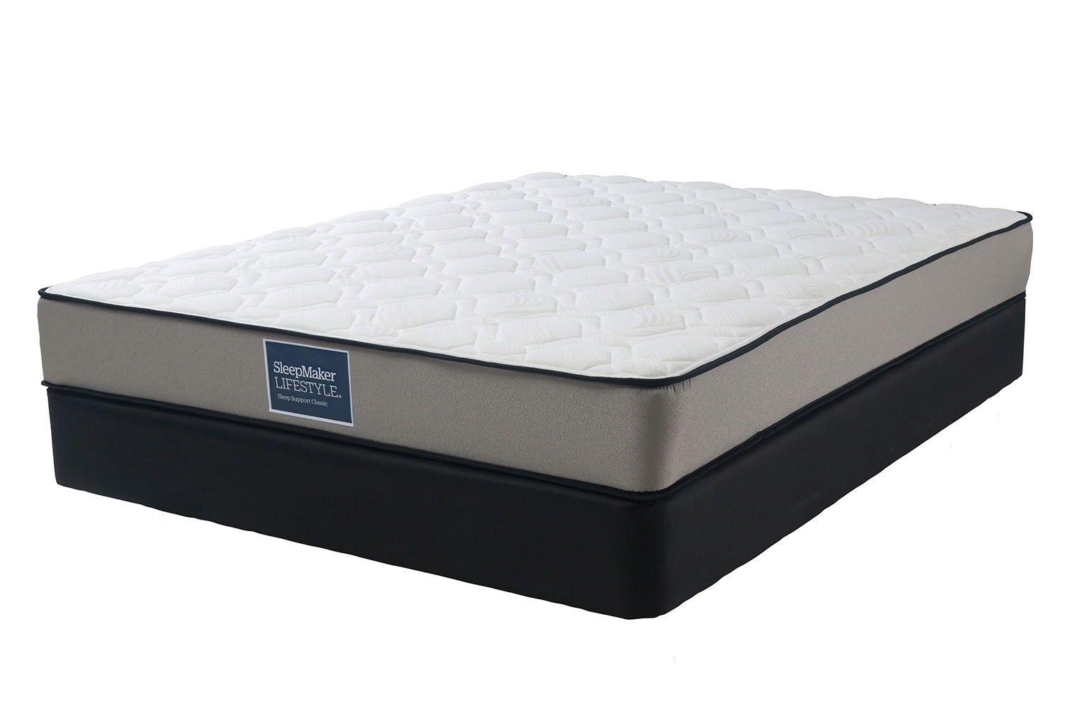 Sleep Support Classic Queen Bed by SleepMaker