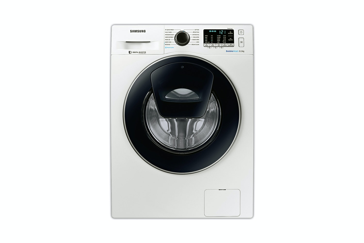 The best washing machines with vertical loading: rating, description, reviews