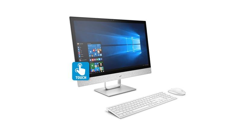 HP Pavilion 24-R030A All-in-One Desktop - right