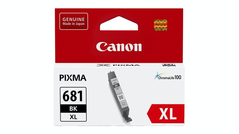 Canon CLI681XL Ink Cartridge - Black