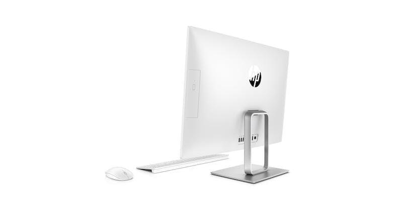 HP Pavilion 24-R030A All-in-One Desktop - back left