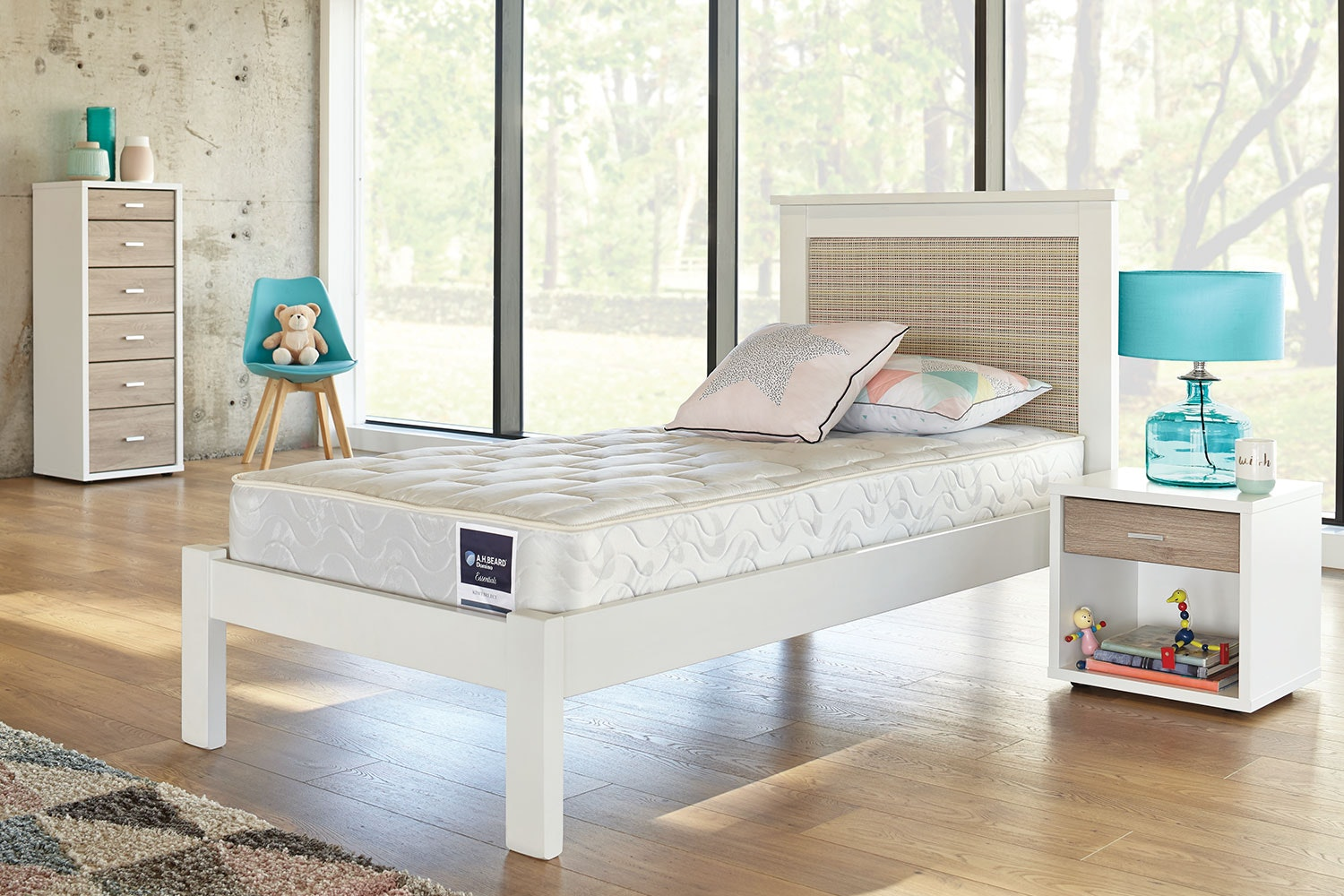 Kiwi Select Single Mattress by A.H. Beard