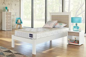 Kiwi Select Long Single Mattress by A.H. Beard