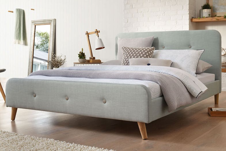 Calypso King Bed Frame by Nero Furniture
