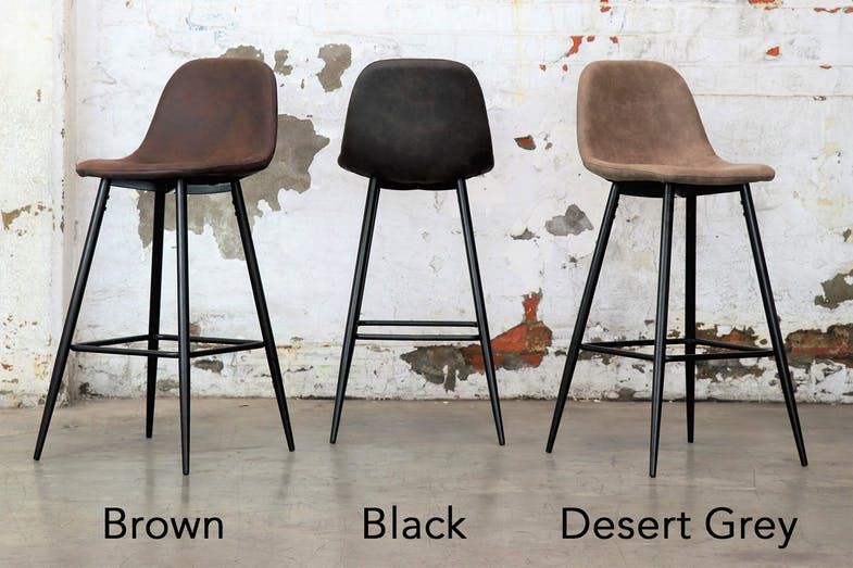 Texas Bar Stool by Paulack Furniture
