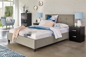 Villa Queen Bed Frame by Vivin