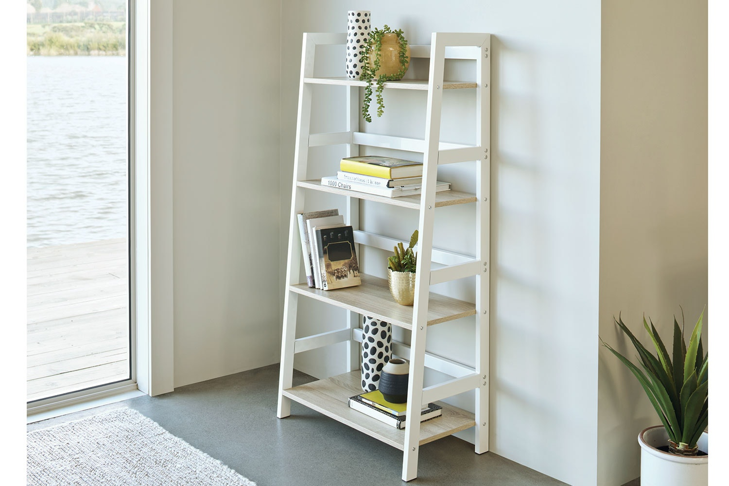 Legend High Bookcase