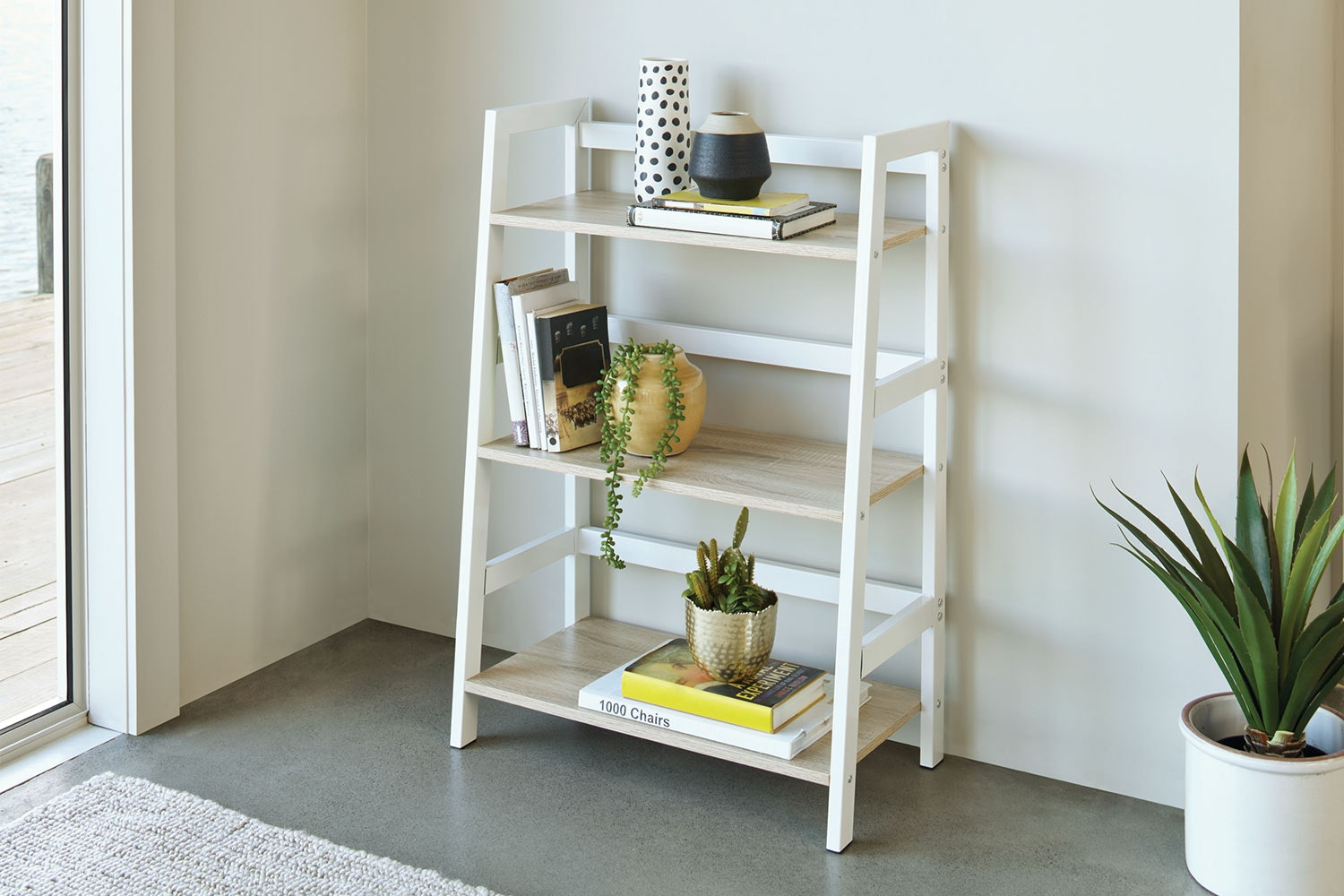 Legend Low Bookcase