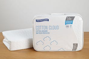 Cotton Cloud Mattress Protector by Protect-A-Bed