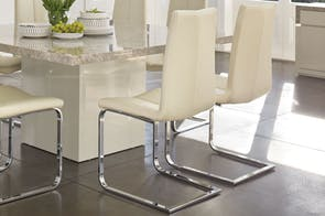 Marmo Dining Chair by Insato Furniture