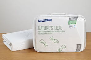 Nature's Luxe Mattress Protector by Protect-A-Bed