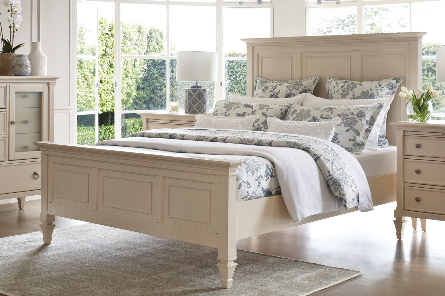 Ashby Queen Bed Frame by Garry Masters