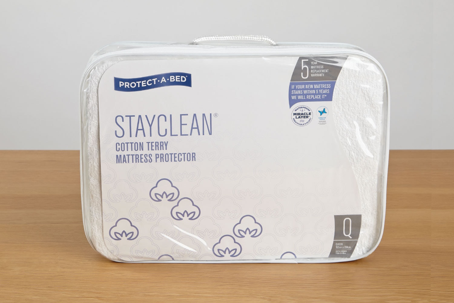 Stayclean Mattress Protector by Protect-A-Bed