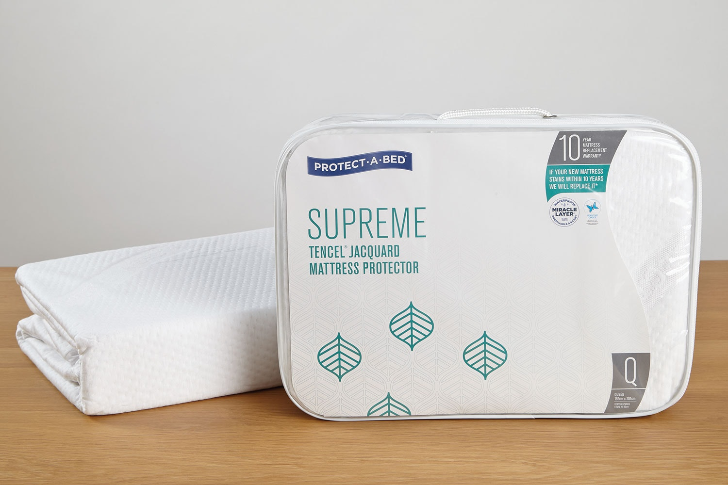 Supreme Mattress Protector by Protect-A-Bed