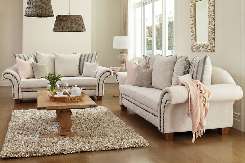 Westwood 2 Piece Fabric Lounge Suite by Furniture Haven