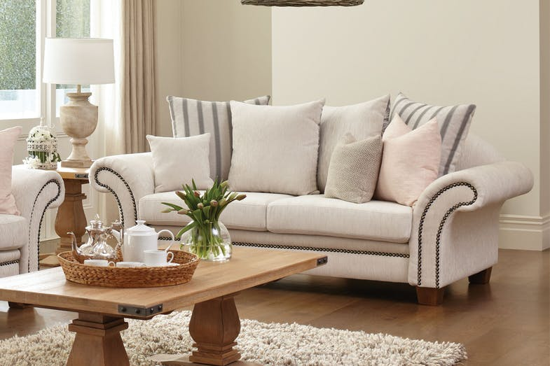 Westwood 2.5 Seater Fabric Sofa by Furniture Haven